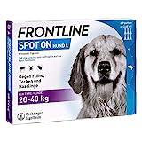Frontline Spot on H40, 6 Stck